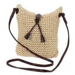 Women Straw Summer Bag